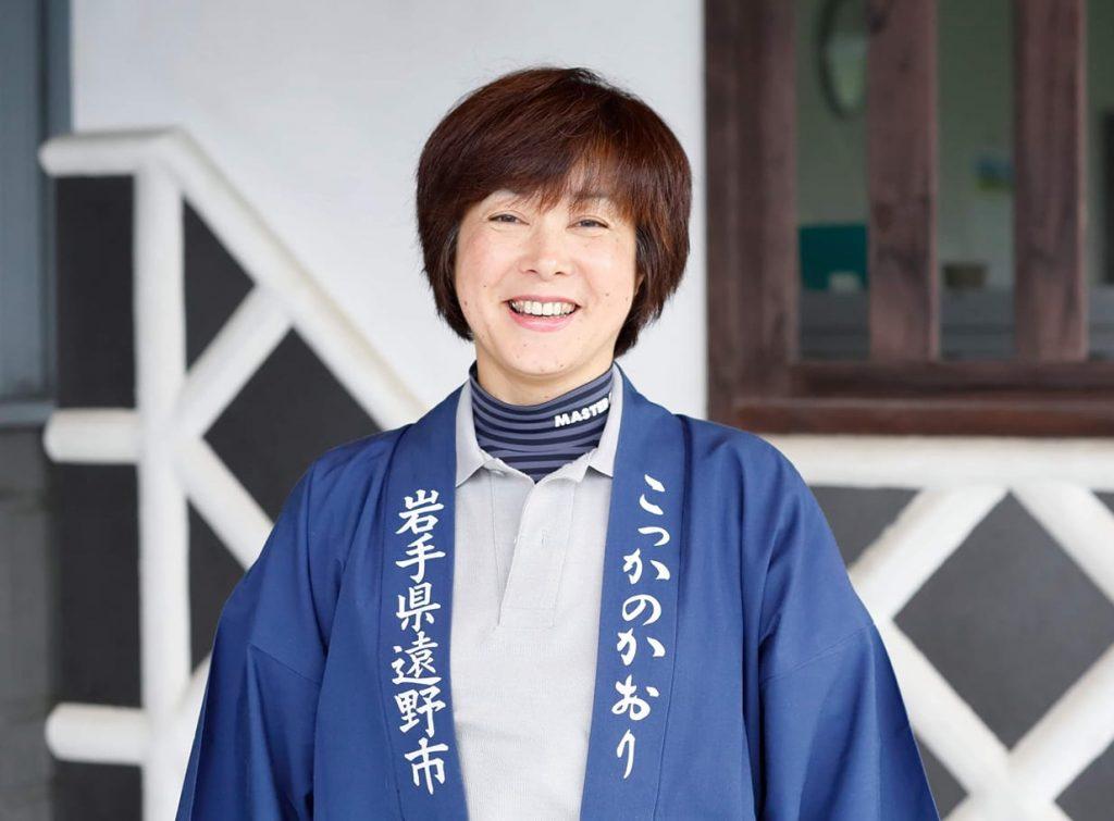 代表取締役_新里佳子